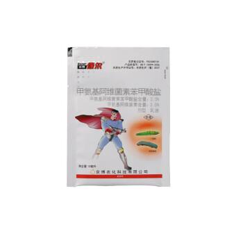 実行可能なジンバットは2.3%甲維塩山菜果物おかず蛾夜蛾リヒト虫虫虫虫殺虫剤15 mジンバットは15 ml/袋です。